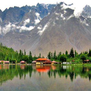 Lower Kachura Lake