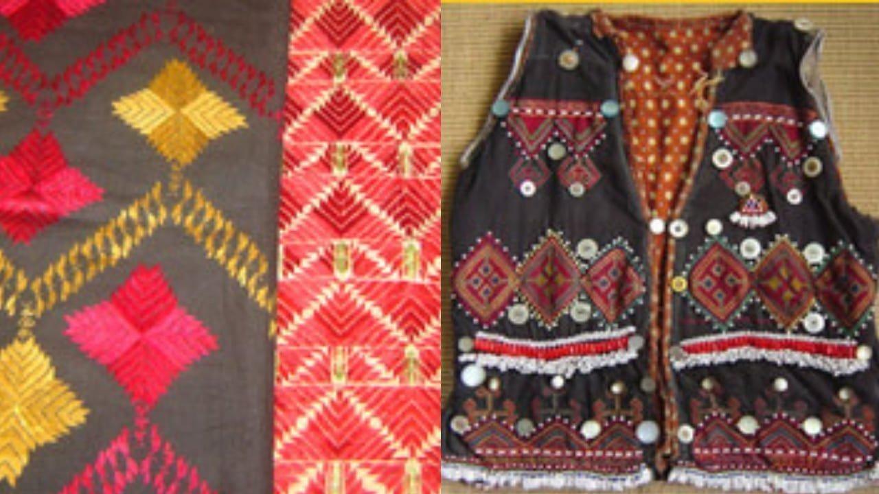 Handicrafts of Swat
