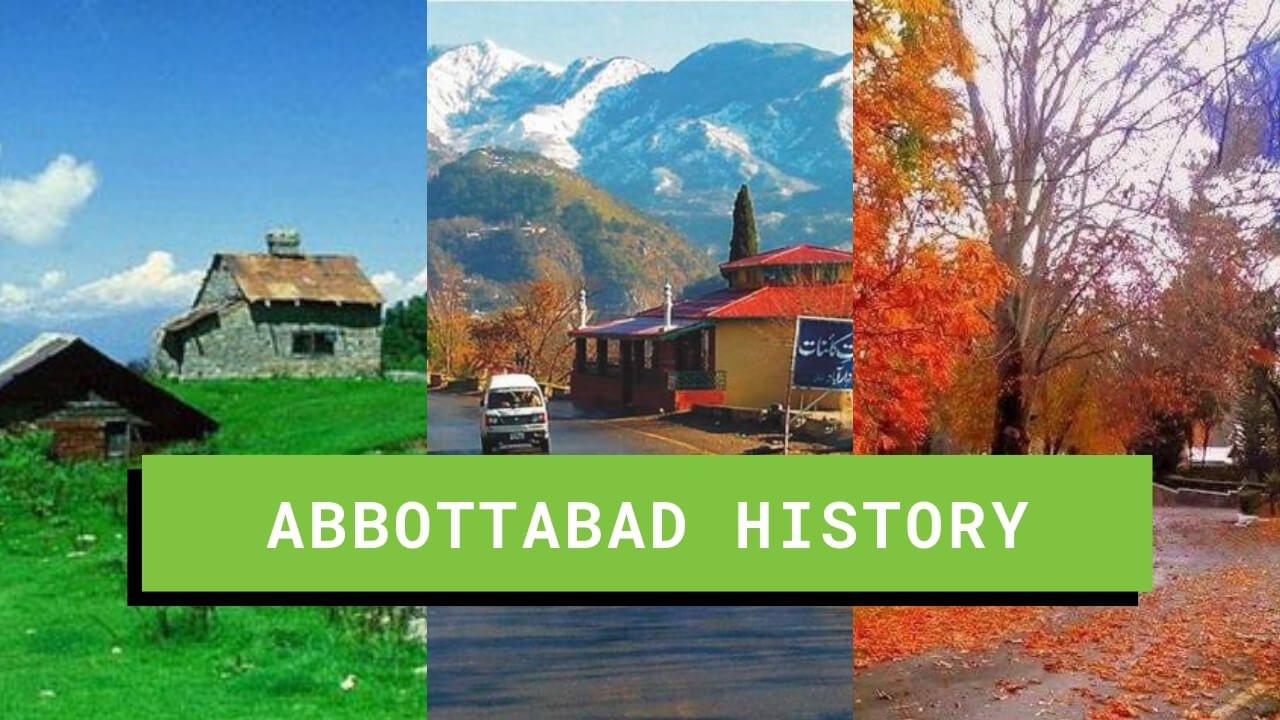 Abbottabad History