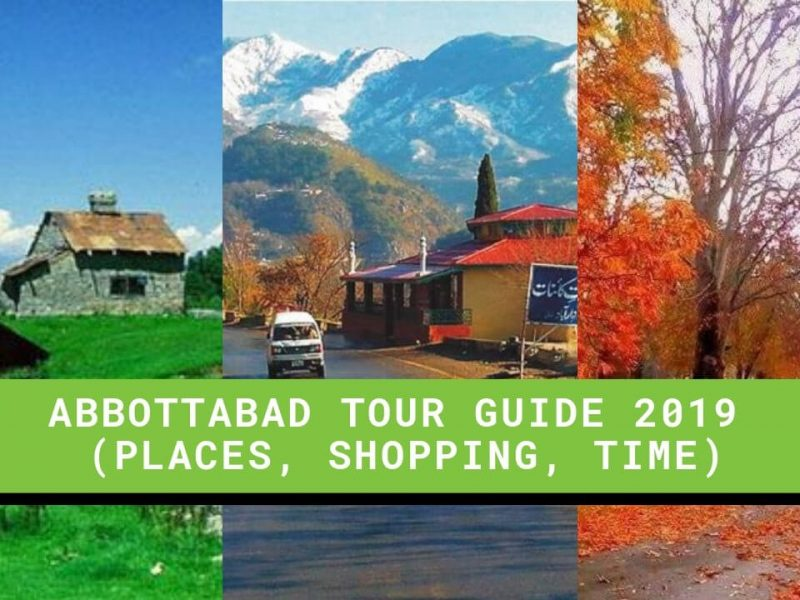 Abbottabad Tour Guide