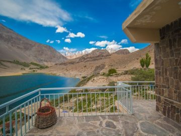 Borith Lake Hotel Hunza