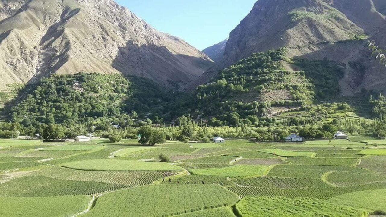 Garam Chishma Chitral
