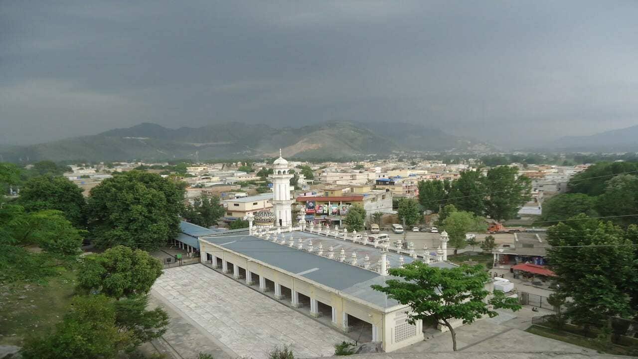 Ilyasi Mosque in Abbottabad