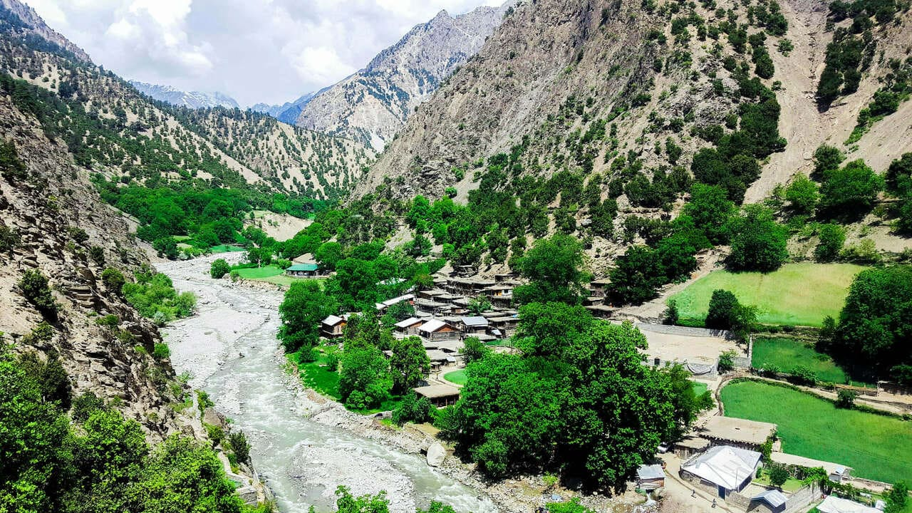 Rumbur valley Kalash