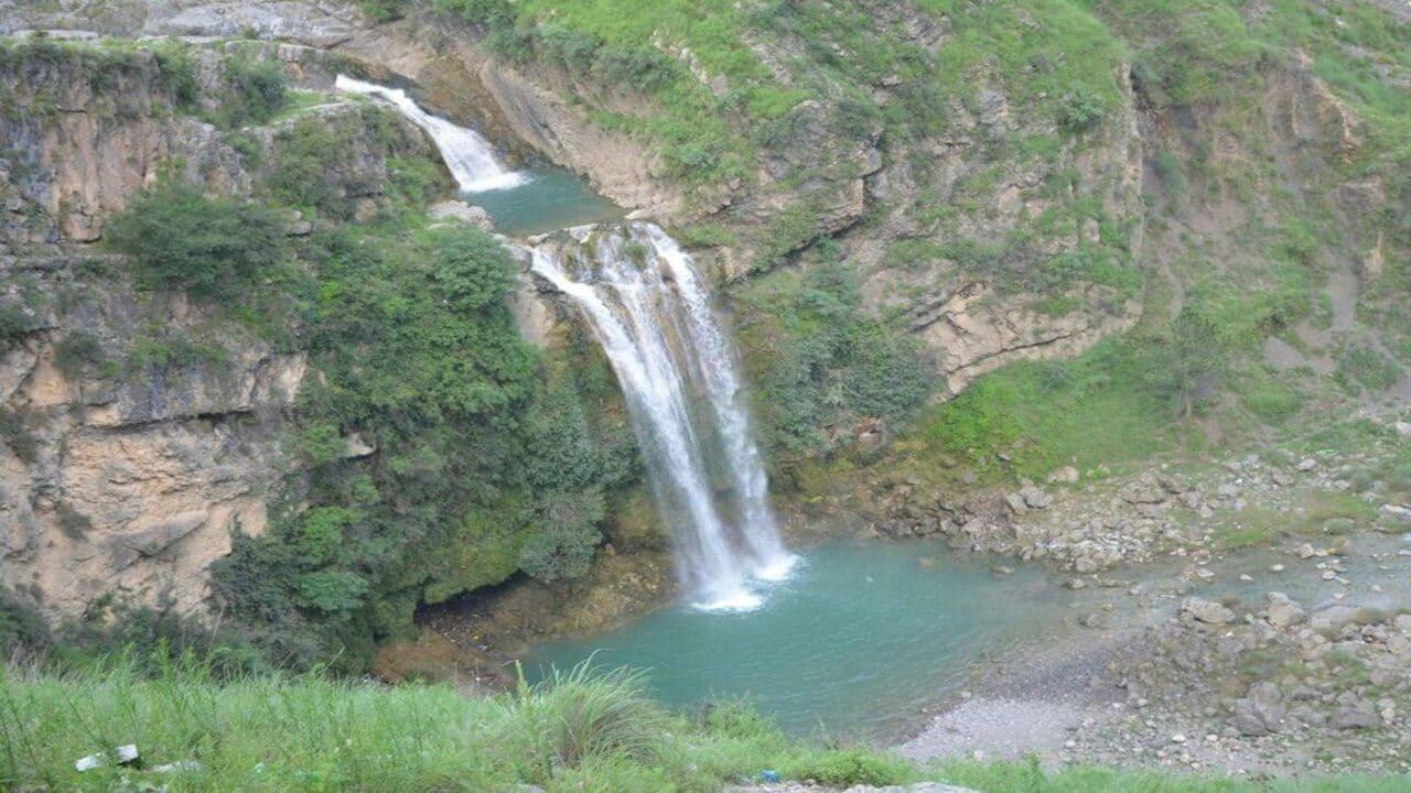 sajikot waterfall abbottabad