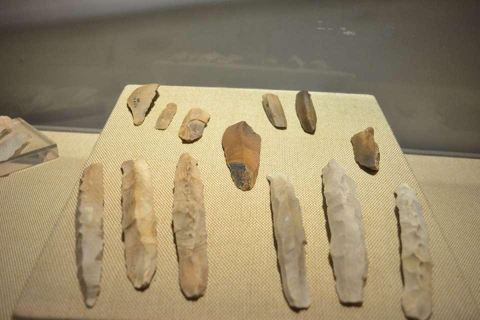 Stone Blades