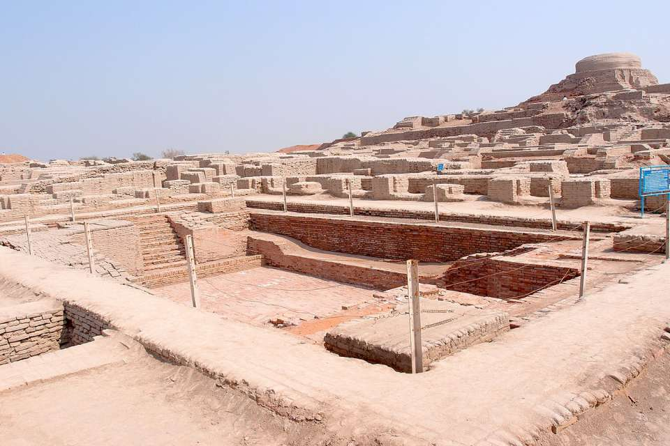 Mohenjo-Daro archaeological site