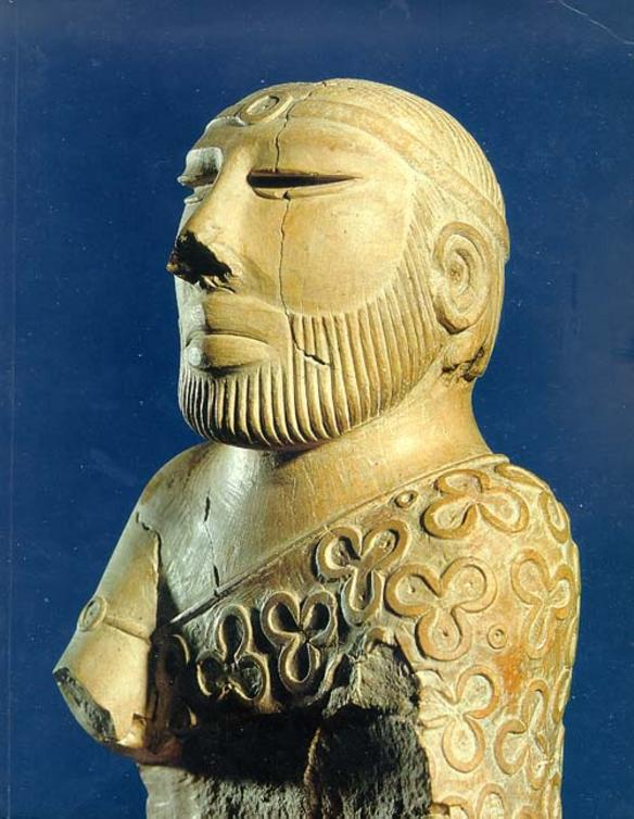 Mohenjo-Daro King Priest Statue