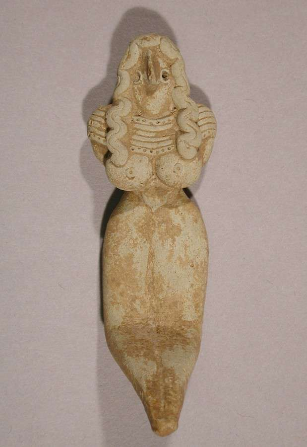 Seated Mother Goddess Mehergarh