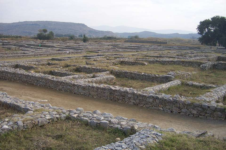 Taxila archaeological site