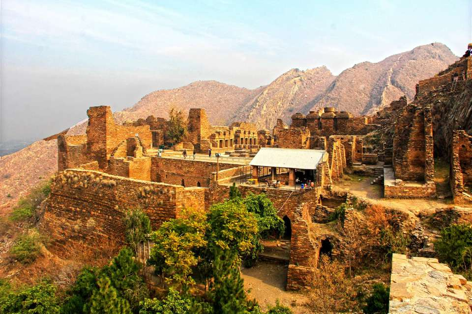 Takht-i-Bhai Archaeological Site