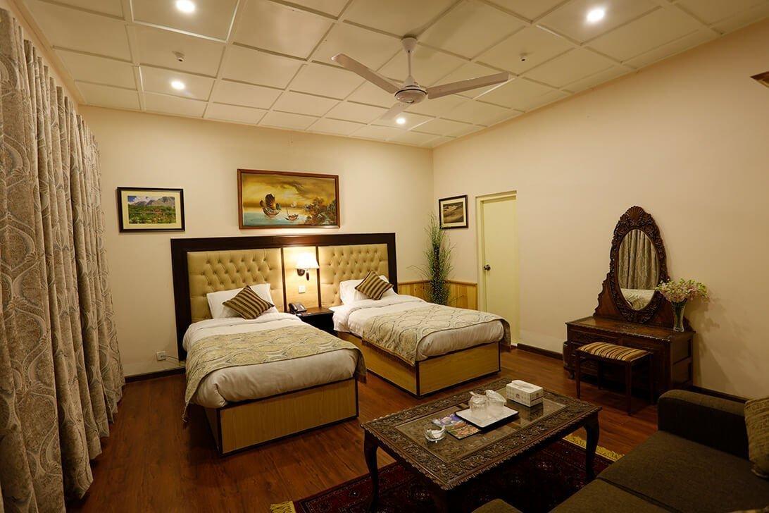 SHANGRILA RESORT HOTEL SKARDU 2