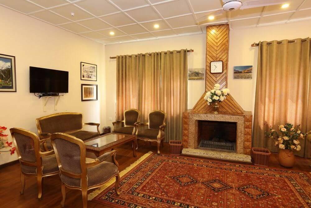 SHANGRILA RESORT HOTEL SKARDU 6