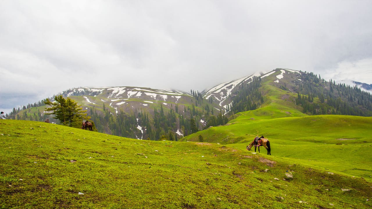 Makra Peak Kaghan Valley