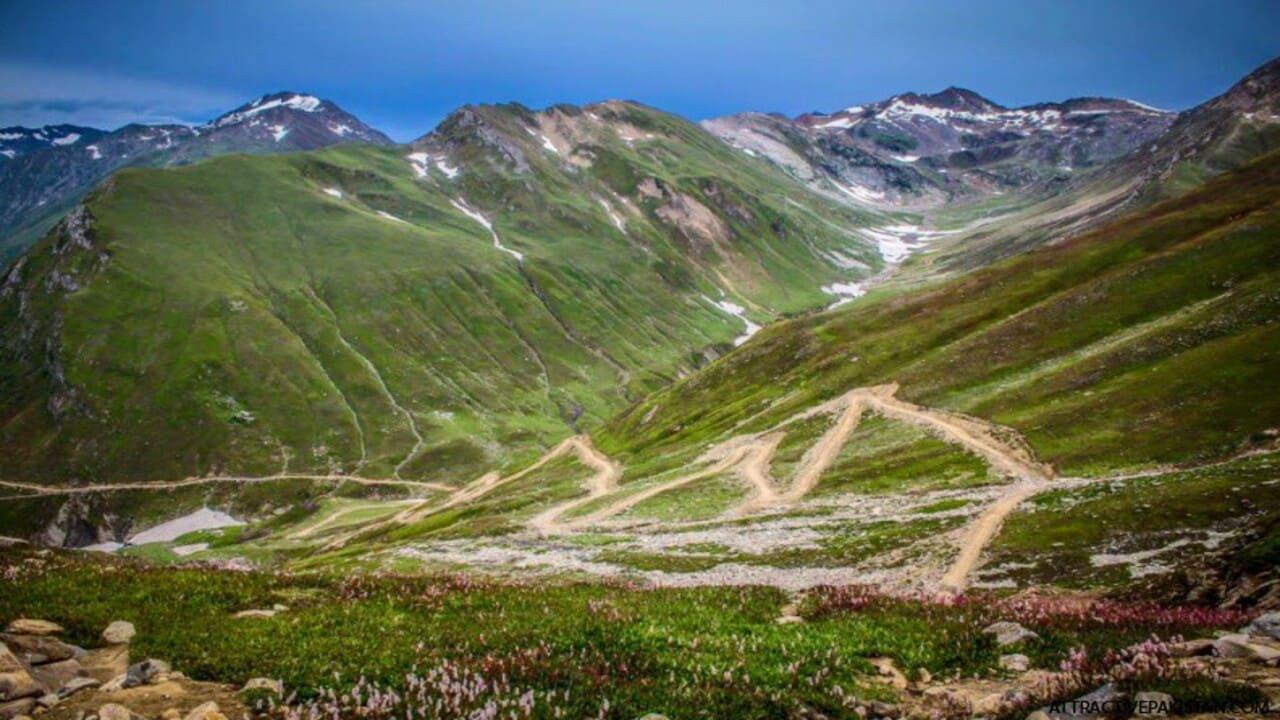 Noori Top kaghan valley