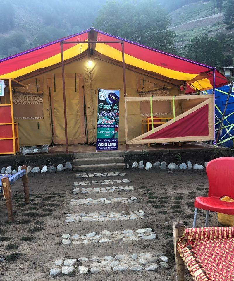 Pameer Luxury Camping Kalam