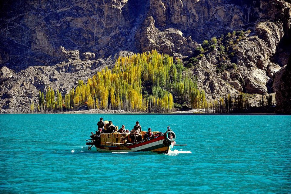 Kachura Lake (Upper)