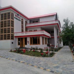 Himalaya Hotel Skardu (1)