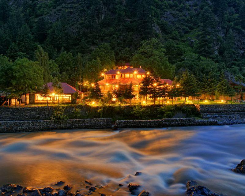 Arcadian Riverside Resort Khanian
